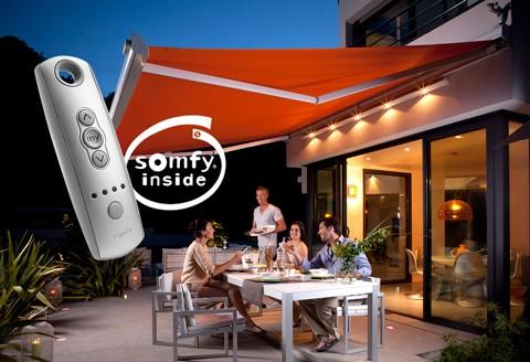 Somfy inside