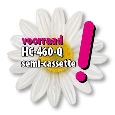 Voorraad 460q Semi-casette scherm